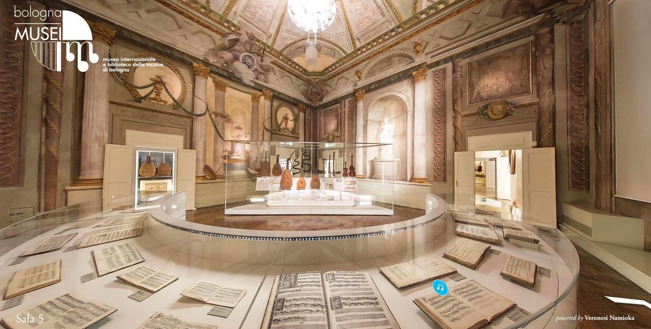 VN 360° MUSEO DELLA MUSICA